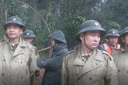Clip: Hình ảnh cuối cùng của Thiếu tướng Nguyễn Văn Man tiến vào Rào Trăng 3