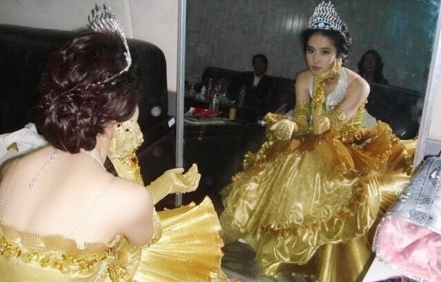 Nhan sắc năm 19 tuổi của Nữ thần Kim Ưng Lưu Diệc Phi-2