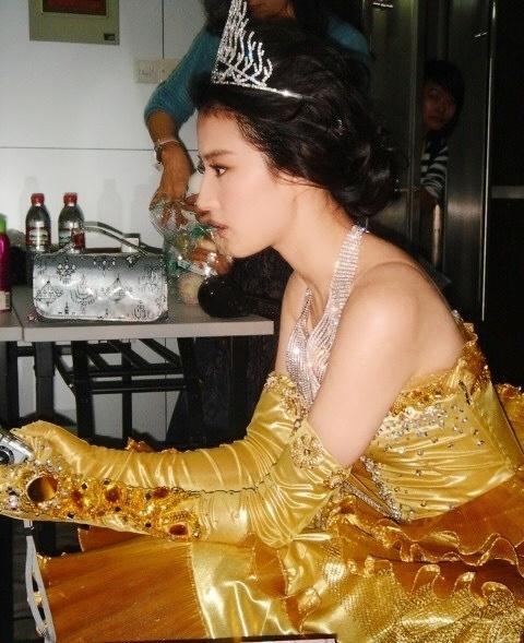 Nhan sắc năm 19 tuổi của Nữ thần Kim Ưng Lưu Diệc Phi-4