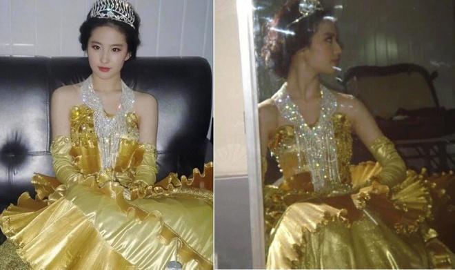 Nhan sắc năm 19 tuổi của Nữ thần Kim Ưng Lưu Diệc Phi-6