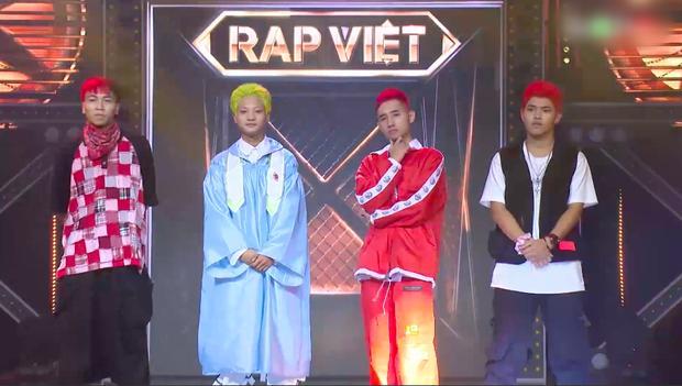 Rap Việt tập 12: Wowy và Tez tung cú lừa khiến dàn HLV nín thở tưởng ngất-1