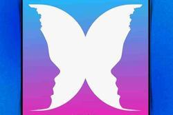 Bạn nhìn thấy bươm bướm hay khuôn mặt? Câu trả lời tiết lộ bạn có phải là người đa nhân cách