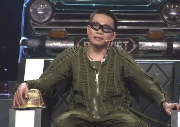 4 huấn luyện viên Rap Việt thay đổi trang phục-1