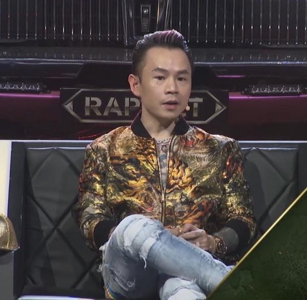 4 huấn luyện viên Rap Việt thay đổi trang phục-4