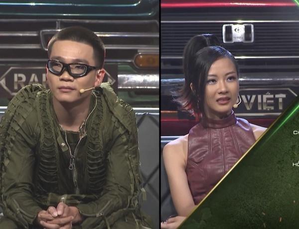 4 huấn luyện viên Rap Việt thay đổi trang phục-5