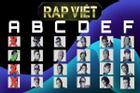 Rap Việt lộ kết quả 8 thí sinh vào vòng Chung kết