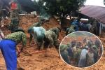 Đi tìm 7 người dân mất tích ở Quảng Trị: Thượng úy công an tử vong, 2 cán bộ bị thương-2