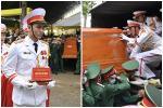 Hương Giang - Matt Liu âm thầm đến lễ tang chiến sĩ hy sinh ở Rào Trăng 3-3