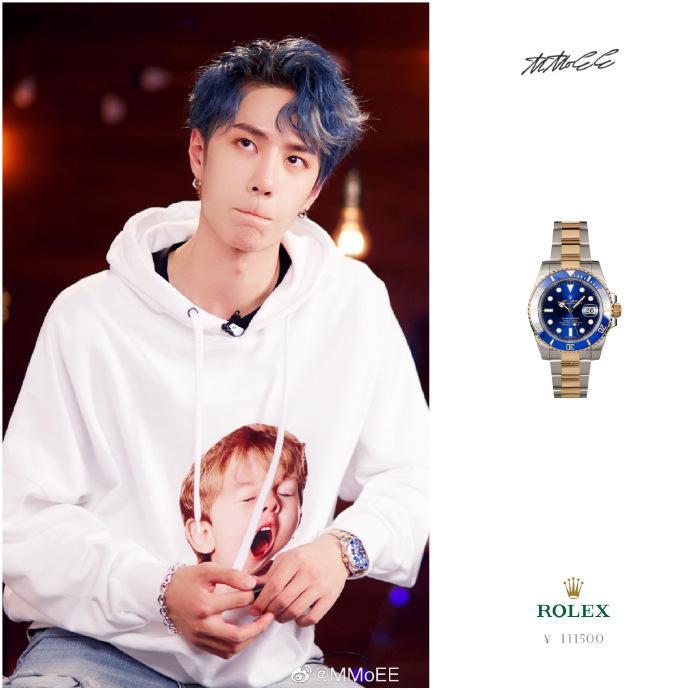 Bóc giá đồng hồ con nào con nấy toàn tiền tỷ của Vương Nhất Bác-10
