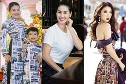 Cuộc sống muôn vẻ của những bà mẹ đơn thân showbiz Việt