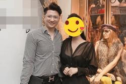 Nguyễn Trọng Hưng tình tứ bên cô gái lạ mặt, phải chăng đây là tình mới?