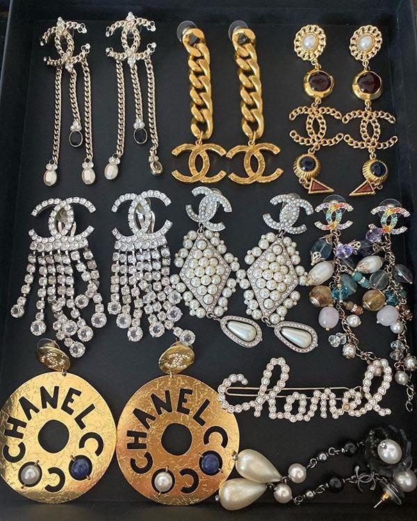 Đầu tư khuyên tai trăm triệu, Phượng Chanel mix hàng hiệu như chơi đồ hàng-2