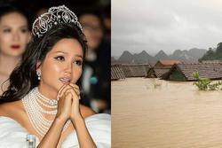 Hoa hậu H'Hen Niê bật khóc khi bị chỉ trích 'làm từ thiện keo kiệt'