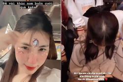 Hòa Minzy lộ mảng da đầu hói, HH Ngọc Hân bật mí bí quyết giúp tóc dày đen bóng đến từ dân gian