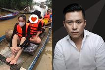 Bị nghi 'cà khịa' Thủy Tiên cứu trợ miền Trung, Tuấn Hưng đăng clip nói rõ