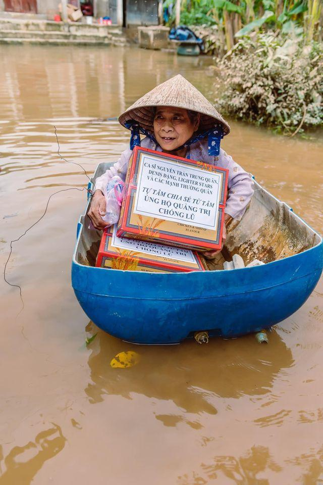 Nguyễn Trần Trung Quân nói gì khi bị chỉ trích làm từ thiện để PR?-1
