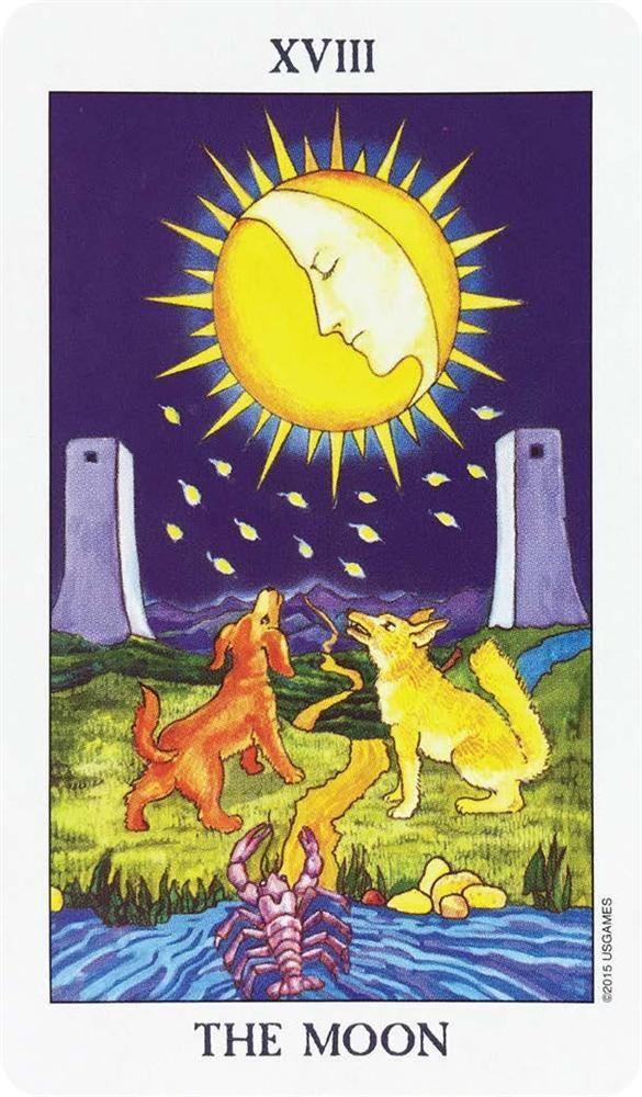 Bói bài Tarot tuần từ 19/10 đến 25/10: Điều gì khiến bạn cảm thấy buồn bã, mệt mỏi?-2