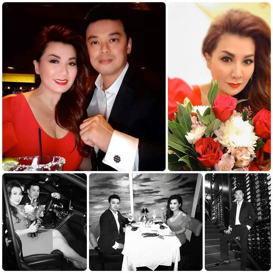 54 tuổi, vợ cũ Bằng Kiều vẫn gợi cảm, hạnh phúc bên bạn trai kém tuổi-12