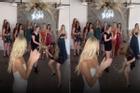 Khách mời nữ giành giật hoa cưới của cô dâu khiến cộng đồng mạng ngán ngẩm