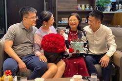 Chồng sắp cưới của Ngọc Hân chúc mừng sinh nhật mẹ vợ tương lai