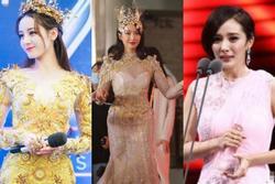 Giải thưởng Kim Ưng và những lùm xùm 'bôi tro trát trấu' vào mặt Dương Mịch, Tống Thiến