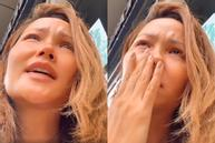 Clip: Hoa hậu H'Hen Niê khóc tu tu khi bị chỉ trích từ thiện bủn xỉn