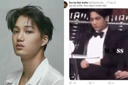 Fan EXO đăng bài đính chính cho Kai, đá xéo fandom 'ai cũng biết là ai đấy'