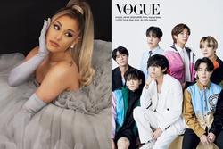 Lộ ảnh chứng minh Ariana Grande hợp tác BTS, fan tá hỏa 'thôi đừng'