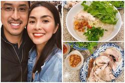 Hoàng Thùy Linh và dàn sao Việt tấm tắc trước món cháo 'nấu đại' của Tăng Thanh Hà