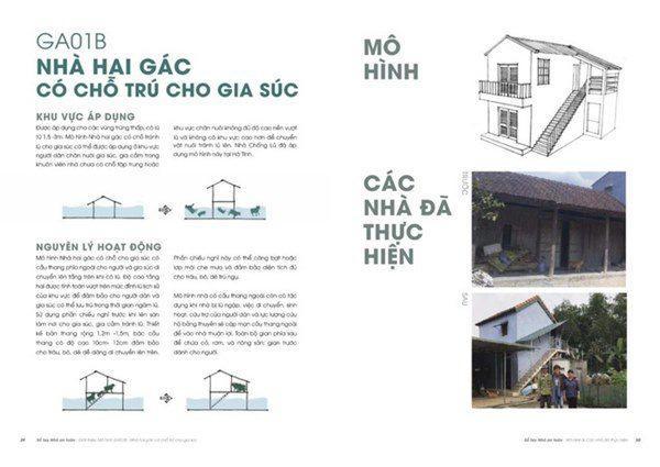 Mô hình nhà chống lũ có tác dụng gì mà cứu được cả nghìn dân miền Trung?-7