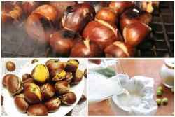 Có một loại hạt được coi là 'chân ái của mùa đông', rang chín hay làm sữa đều ngon tuyệt