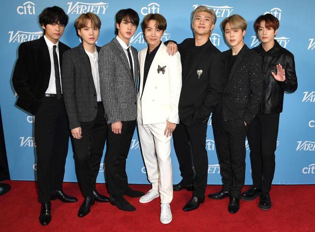 Rộ tin BTS nộp đề cử tranh giải Grammy 2021-1