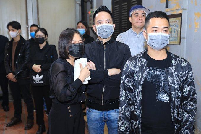 Quang Hà đau đớn vì anh trai đột ngột qua đời-7