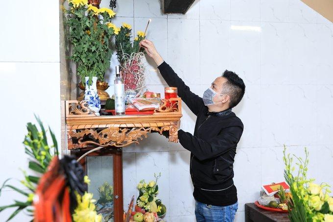 Quang Hà đau đớn vì anh trai đột ngột qua đời-8