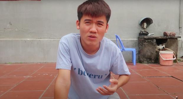 Vừa hứa làm clip nghiêm túc, Hưng Vlog lại bị chỉ trích khi gian dối mẹ già-1