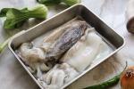 Mẹo khử mùi tanh của hải sản chỉ bằng các nguyên liệu đơn giản