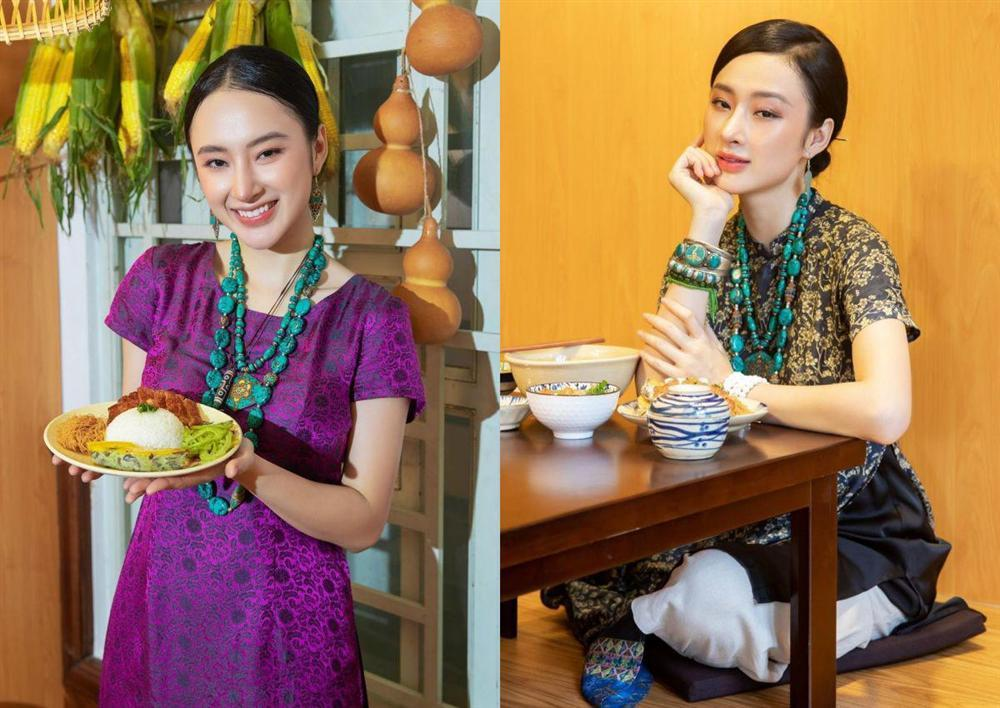Ăn chay trường, Angela Phương Trinh vẫn giữ đẹp chiếc bụng múi vạn người mê-1