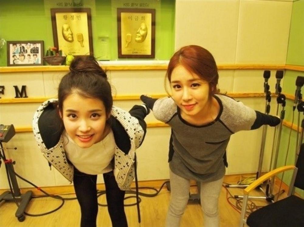 IU - Yoo In Na: Tình chị em 10 năm quyền lực của Kbiz-1