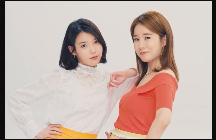 IU - Yoo In Na: Tình chị em 10 năm quyền lực của Kbiz-7