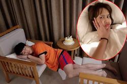 Đêm hôm gọi Mai Quỳnh Anh dậy làm chuyện cả năm có 1 lần, Cris Phan nhận kết đắng