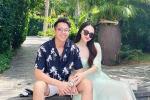 Matt Liu chúc mừng Hương Giang 'tình bể bình', lần đầu làm điều này với hoa hậu