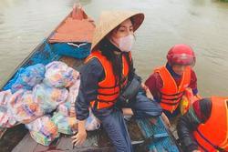 Tài khoản Thủy Tiên nhảy con số hơn 100 tỷ cứu trợ: 'Tiên bắt đầu lú'