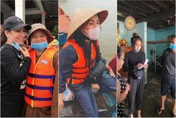 Tổng số tiền sao Việt kêu gọi cứu trợ miền Trung trong 7 ngày nghe mà choáng