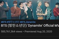 'Dynamite' BTS đích thị là chiến binh sát thương mạnh nhất trong 7 năm sự nghiệp