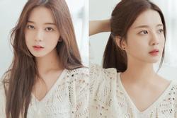 'Tiểu Park Shin Hye' đẹp xuất sắc không kém bản chính
