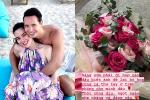 Hồ Ngọc Hà ôm chặt Kim Lý, khéo léo giấu bụng bầu dù gần đến ngày sinh nở-2
