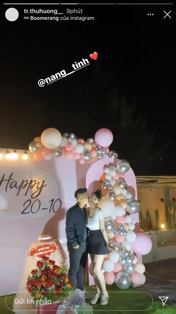 Cô dâu 200 cây vàng ở Nam Định được chồng tổ chức tiệc 20/10 hoành tráng tại nhà riêng-5