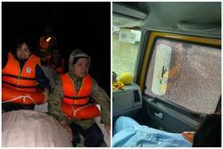 Hòa Minzy gặp sự cố trên đường hỗ trợ sản phụ đến bệnh viện giữa vùng lũ, đại diện lên tiếng nói rõ thực hư