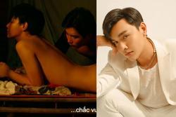 Nam diễn viên bật mí cảnh nóng quay 12 tiếng trong phim 'Chồng Người Ta'