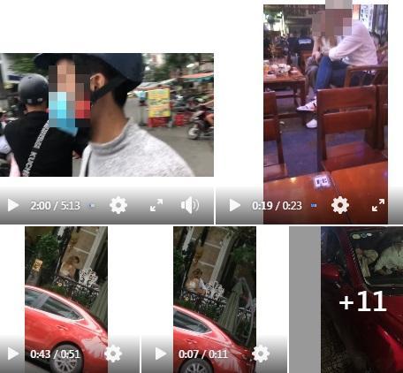 Mỹ nam Người Ấy Là Ai bị vợ đánh ghen giữa quán ăn ở Sài Gòn-3